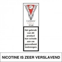 Vaprance White Label Cola 10Ml (0Mg)