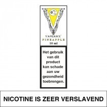 Vaprance White Label Pineapple 10Ml (0Mg)