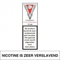 Vaprance White Label Strawberry 10Ml (6Mg)