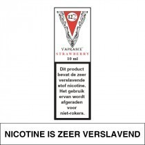 Vaprance White Label Strawberry 10Ml (12Mg)