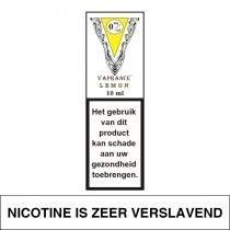 Vaprance White Label Lemon 10Ml (0Mg)