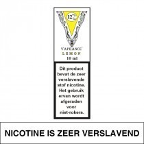 Vaprance White Label Lemon 10Ml (12Mg)