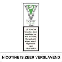 Vaprance White Label Apple 10Ml (6Mg)