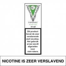 Vaprance White Label Apple 10Ml (12Mg)