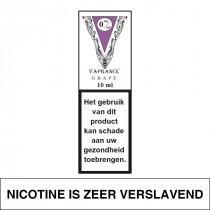 Vaprance White Label Grape 10Ml (0Mg)