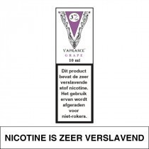 Vaprance White Label Grape 10Ml (3Mg)