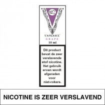 Vaprance White Label Grape 10Ml (12Mg)