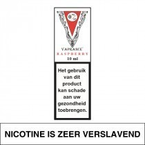 Vaprance White Label Raspberry 10Ml (0Mg)