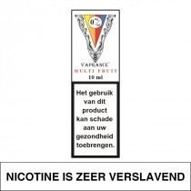 Vaprance White Label Multi Fruit 10Ml (0Mg)