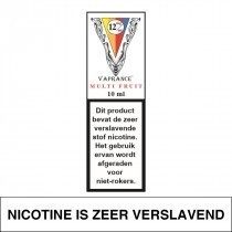Vaprance White Label Multi Fruit 10Ml (12Mg)