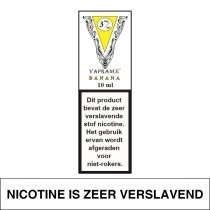 Vaprance White Label Banana 10Ml (3Mg)