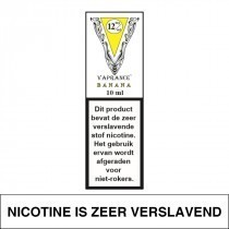 Vaprance White Label Banana 10Ml (12Mg)