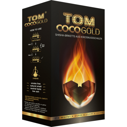 Tom Coco- Gold (3 kg)